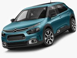 compact cars citroen c4 cactus 2018 3d model in compact cars 3dexport