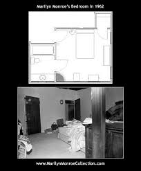 Monroe S House Cursum Perficio The Series Part Iii Marilyn U0027s Bedroom The