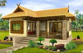 Cute House Designs | 20 photos of small beautiful and cute bungalow house design ideal