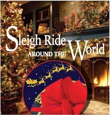 sleigh ride around the world chesapeake college
