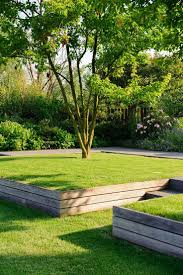 Backyard Trees Landscaping Ideas by Best 25 Garden Levels Ideas On Pinterest Terraced Garden