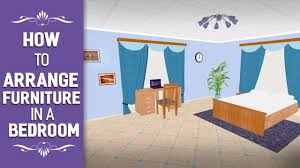 Furniture In Bedroom How To Arrange Furniture In A Bedroom Easy U0026 Exciting 3d Room