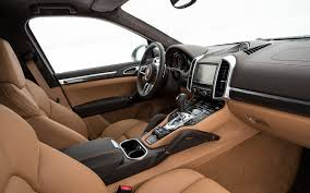 porsche panamera interior 2015 2016 porsche cayenne gts and turbo s dynamic and exclusive 42 45