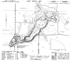 Wisconsin Public Land Map by Horseshoe Lake
