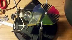 fiber optic tree rgb led upgrade nicholas c lewis