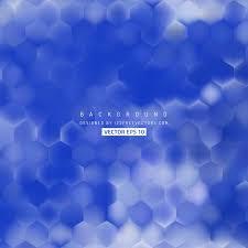 cobalt blue hexagon background 123freevectors