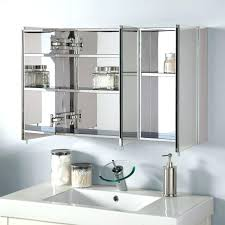 Mirrored Medicine Cabinet Doors Replacement Mirror For Bathroom Medicine Cabinet Small Size Of