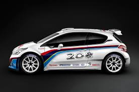 peugeot 208 sedan sebastien loeb to run a peugeot 208 t16 at pikes peak