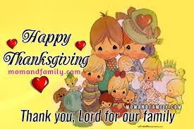 and family happy thanksgiving family christian quotes