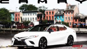 toyota camry test drive 2018 toyota camry se xse test drive baltimore maryland