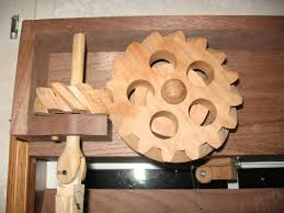 how make a table saw make spur or helical gears out of wood on a tablesaw