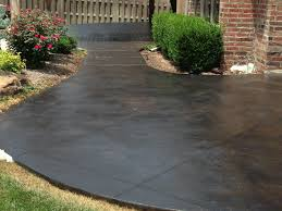 Sted Concrete Patio Designs Great Stained Concrete Patios To Your House All Home Design