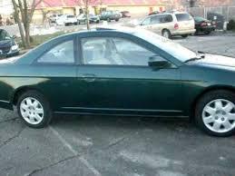 honda civic ex 2001 2001 honda civic ex 2 door coupe auto 1 7 v tec 4cyl p roof