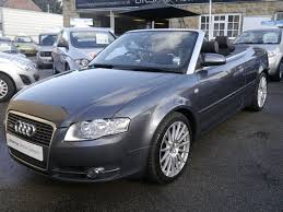 audi a4 convertible s line for sale used audi a4 2008 manual petrol 2 0t fsi s line grey for sale uk