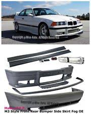 bmw e36 m3 4 door e36 side skirts ebay