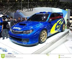 subaru wrc 2010 subaru impreza wrc editorial photo image of subaru 16341966