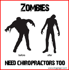 halloween skeleton jokes chiropractic holiday humor