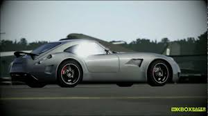 wiesmann top gear power lap wiesmann gt mf5 v10 youtube