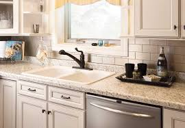 Adhesive Kitchen Tiles Kitchen Smart Tiles White Backsplash D - Self stick kitchen backsplash