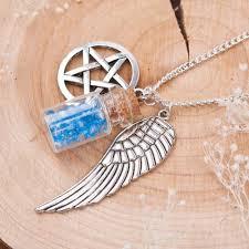 bottle necklace images Angel tears bottle necklace jpg
