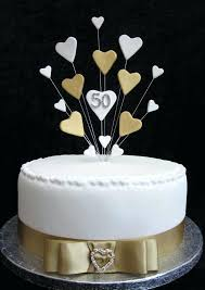 cake decorations for 50th wedding anniversary u2013 thejeanhanger co