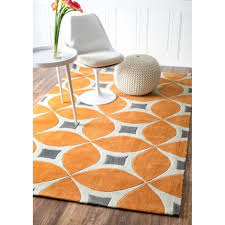 Gray And White Bathroom Rugs Area Rugs Wonderful Gray And Orange Area Rug Burnt Best Decor