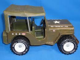 vintage military jeep vintage tonka us army military jeep khaki green g 452 8 black xr