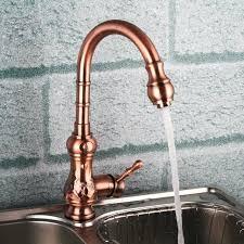 moen copper kitchen faucet copper kitchen faucet copper brass kitchen faucet polished gourd