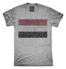 Color Of Egypt Flag Retro Vintage Egypt Flag T Shirt Hoodie Tank Top U2013 Chummy Tees