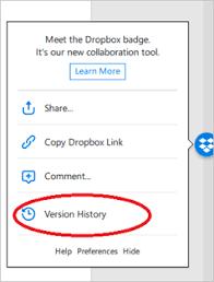 dropbox windows dropbox badge a collaborative tool in microsoft office windows and