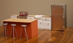 Dollhouse Kitchen Furniture Change Of Scenery Dollhouse Furniture Update