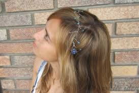 jeweled headbands 28 awesome diy hair accessories shelterness