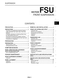 nissan grand livina spare parts 294729136 service manual book nissan grand livina pdf airbag