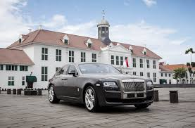 roll royce philippines rolls royce ghost series ii debuts in indonesia
