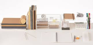 muji bureau muji desk accessories via we are scout com home objects