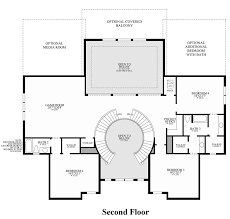 Casa Bella Floor Plan Casabella At Windermere The Marcello Home Design