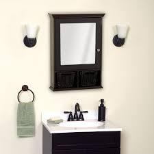 Wicker Bathroom Storage by Amazon Com Zenith Th22ch Medicine Cabinet With Wicker Baskets