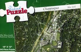 Chapaqqua Chappaqua Puzzle U2013 New Castle Historical Society
