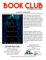 the light between two oceans book book club the light between oceans placentia library