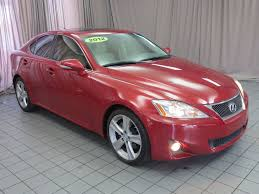 lexus red paint code 2012 used lexus is 250 4dr sport sedan automatic rwd at north