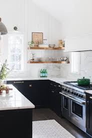 modern farmhouse kitchen with oak cabinets non white farmhouse kitchens seeking lavender
