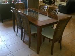 best 25 modern dining table amazing glass wood dining table best 25 top ideas on within and