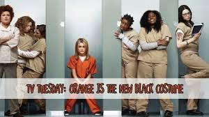 Oitnb Halloween Costumes Tv Tuesday Orange Black Costume 11 Collegiate Cook