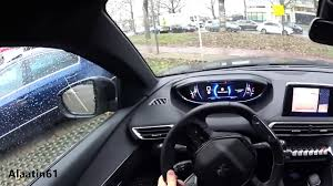 peugeot 3008 2016 interior peugeot 3008 2017 test drive in depth review interior exterior