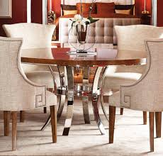 soho luxe dining table bernhardt luxe home philadelphia