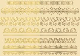 indian ornaments free vector stock graphics images