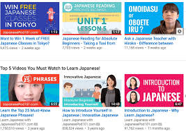 for beginners the top 8 learn japanese youtube channels