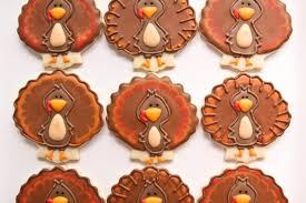 turkey sugar cookies thanksgiving turkey cookies cakes bakes