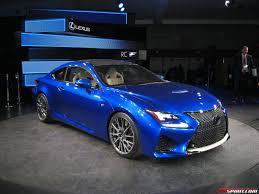 lexus coupe 2014 detroit 2014 lexus rc f coupe gtspirit