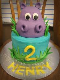hippo cake on cake central dekorácia torty pinterest cake